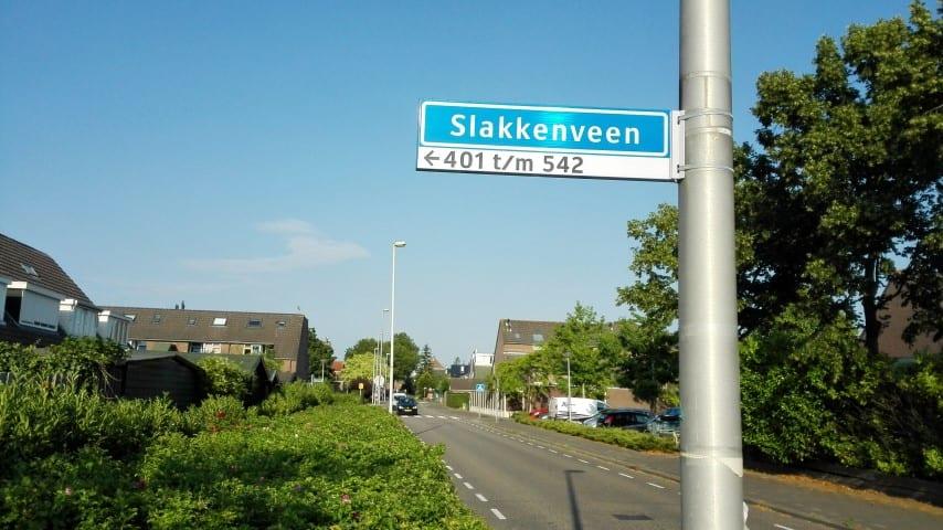 Slakkeveen Waterland Spijkenisse